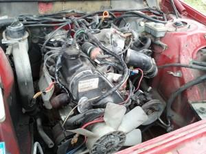 Motor B230F